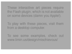 This device does not support Flash.